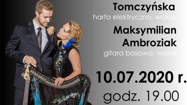KONCERT !!!                       Jadwiga Tomczyńska i Maksymilian Ambroziak